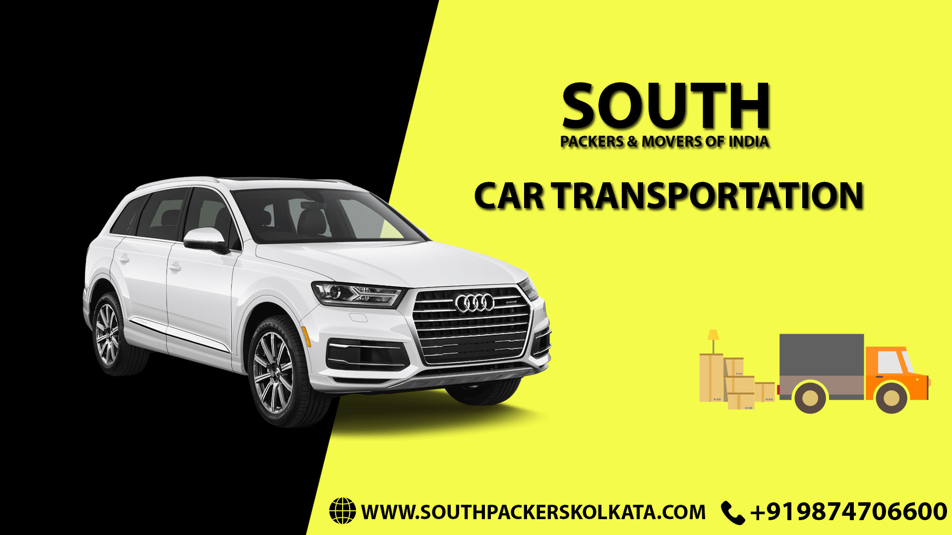 Car Transportation in Goalpara