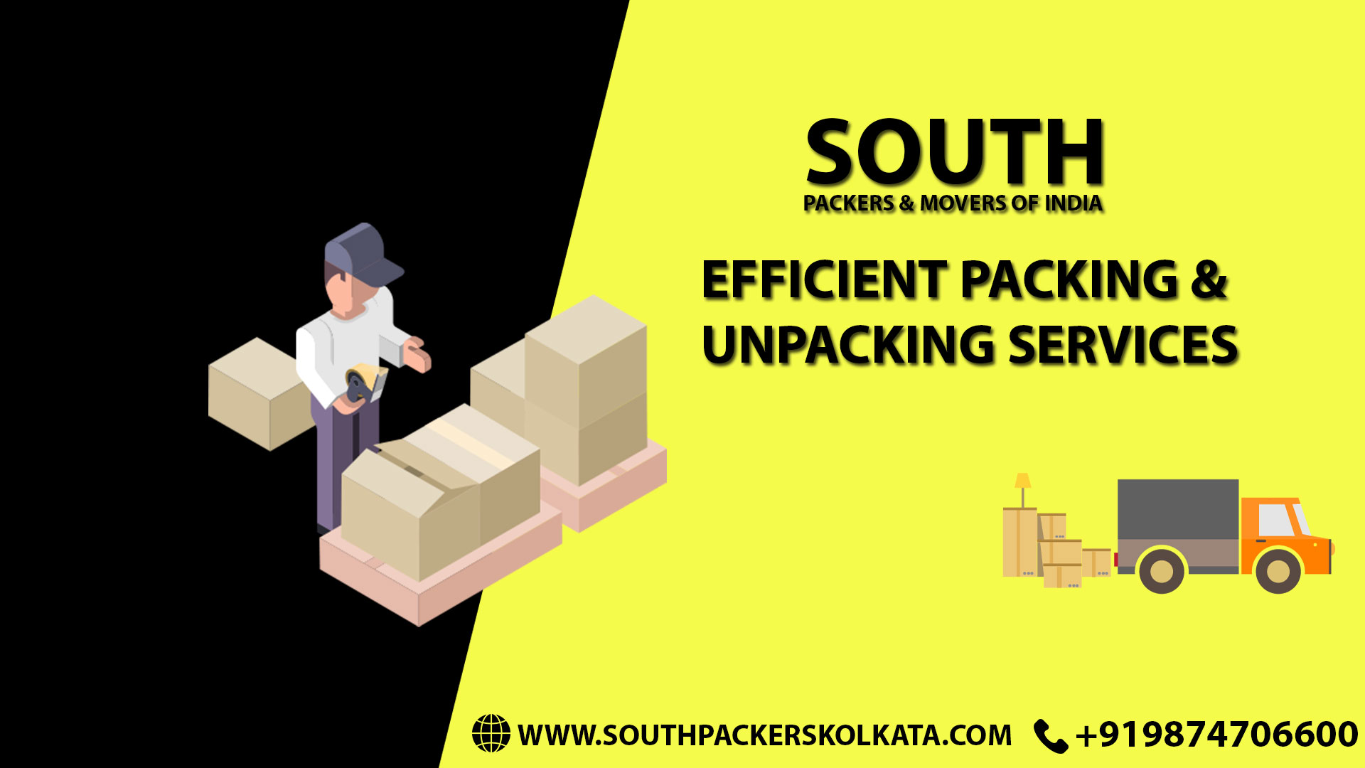 Efficient Packing and Unpacking Services in Kolkata