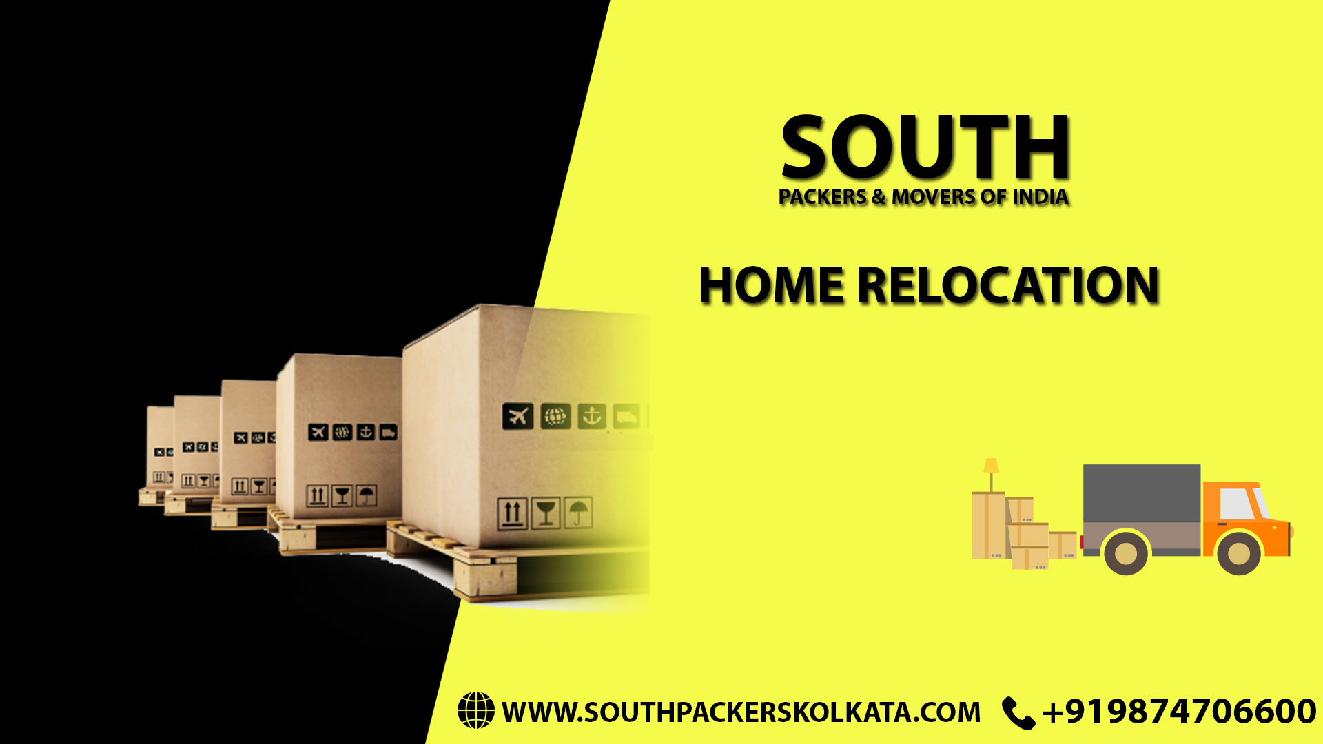 Home Relocation in Haldia