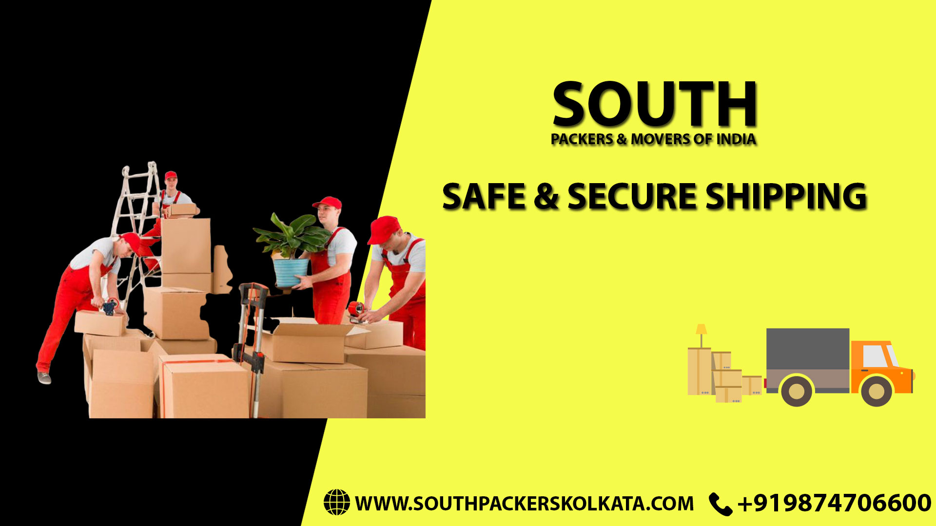 Safe and Secure Shipping
